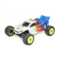 Mini-T 2.0 RTR, Blue/White:...