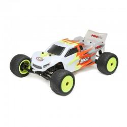 Mini-T 2.0 RTR, Gray/White:...