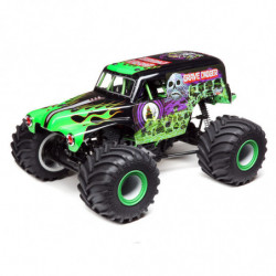 LMT:4wd Solid Axle Monster...