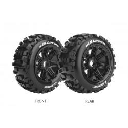 B-ULLDOZE -  Set de pneus...