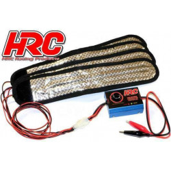 Chauffe-pneus - HRC Racing...
